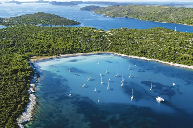 Chorv�tsko Dovolenka Fish piknik Istria