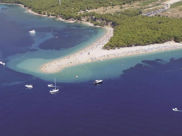 Chorv�tsko Dovolenka Bra� Hvar